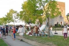 Flâneries et échanges sur le site Lacassagne