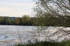 Vue de la Garonne depuis Saint-Pierre-de-Gaubert