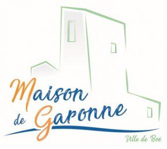Logo officiel - Maison de Garonne